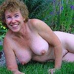 Bett nackt selfi im Verona Pooth